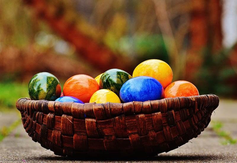 Gesund Ostern feiern